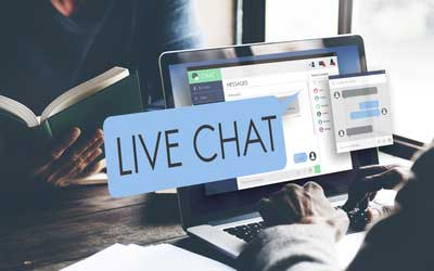 Live Chat PHP Server