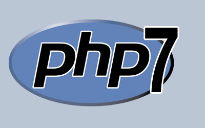 PHP 7 on his way