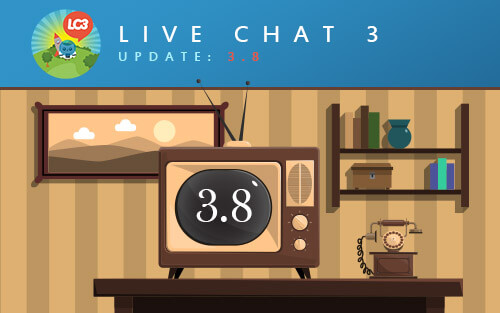 Live Chat 3 - Version 3.8