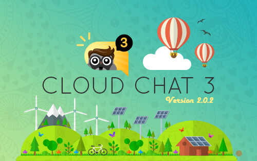 Cloud Chat 3 - Version 2.0.2