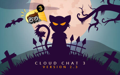 Cloud Chat 3 / Version 2.3