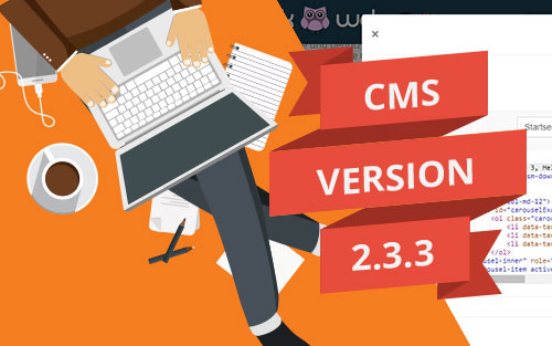 Bootstrap CMS 2.3.3