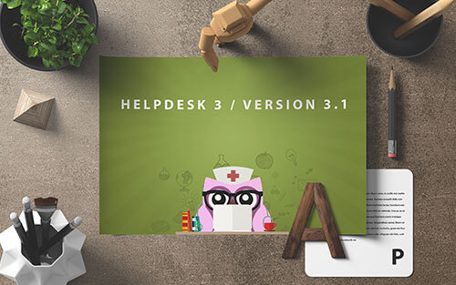 HelpDesk 3 / Version 3.1