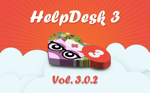 HelpDesk 3 / Version 3.0.2