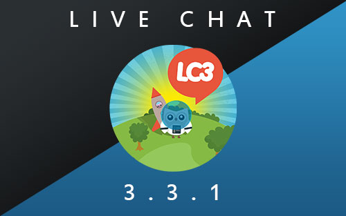 Live Chat 3 - Version 3.3.1