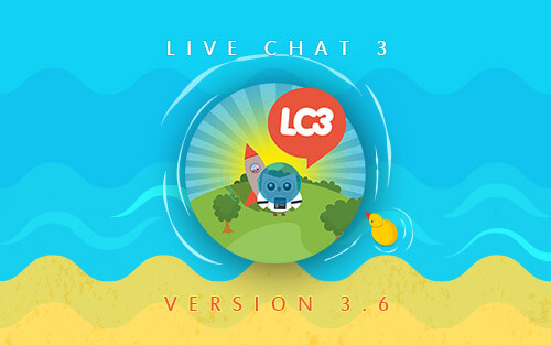 Live Chat 3 / Version 3.6