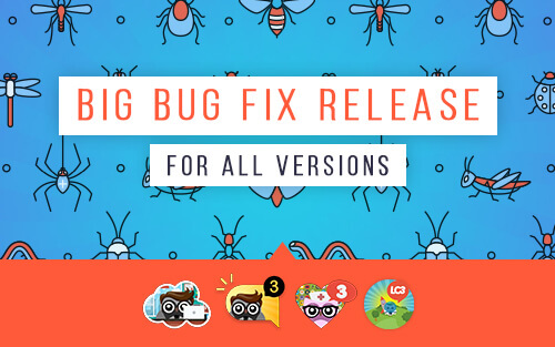 Bug Fix Release / June 2019