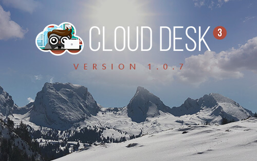 Cloud Desk 3 - Version 1.0.7