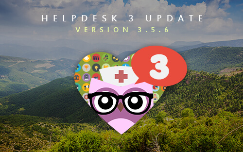 HelpDesk 3 - Version 3.5.6