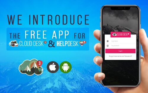 HelpDesk 3 / Cloud Desk 3 Android App