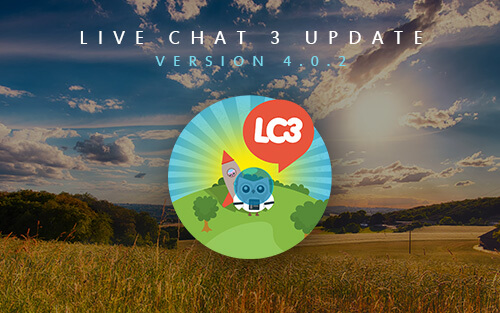 Live Chat 3 - Version 4.0.2