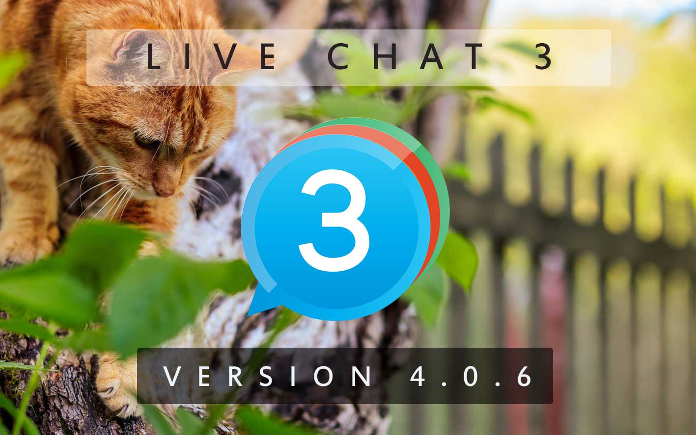 Live Chat 3 - Version 4.0.6