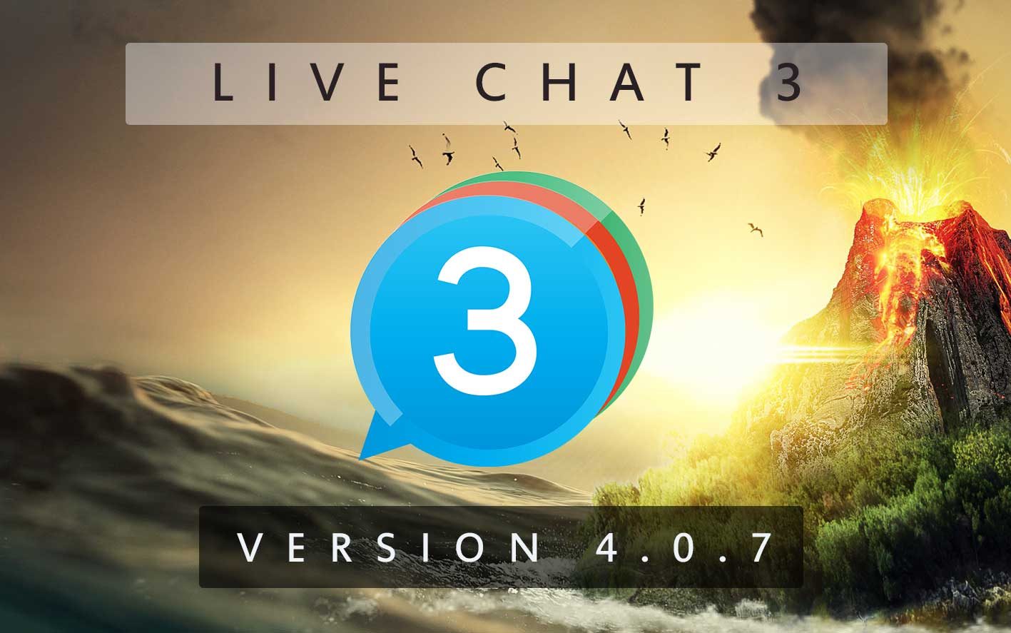 Live Chat 3 - Version 4.0.7