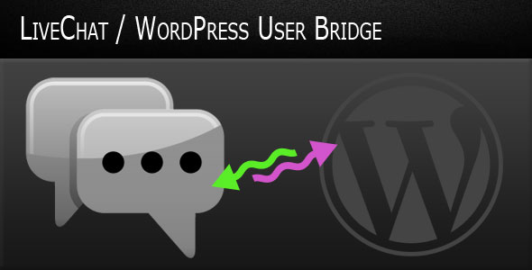 LiveChat / WordPress User Bridge