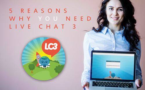 5 reasons why you need a live support chat