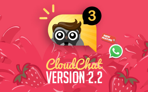 Cloud Chat 3 / Version 2.2