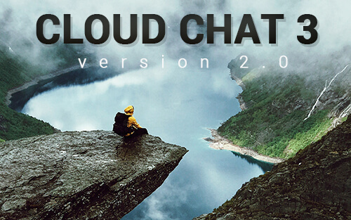 Cloud Chat 3 / Version 2.0