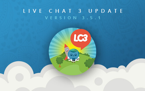 Live Chat 3 / Version 3.5.1