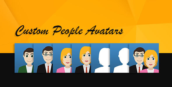 Live Chat People Avatars
