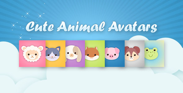 Live Chat Animal Avatars
