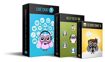 livechat and helpdesk